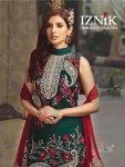 Shree fabs iZNIK fancy party wear collection of salwar kameez