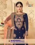 Shree fabs SHEHNAI vol 16 Heavy bridal collection of salwar kameez