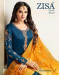 Zisa vol 52 hit list special festive season traditional salwar kameez collection