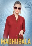 Banwery fashion TM Presents MADHUBALA beautiful collection of kurtis