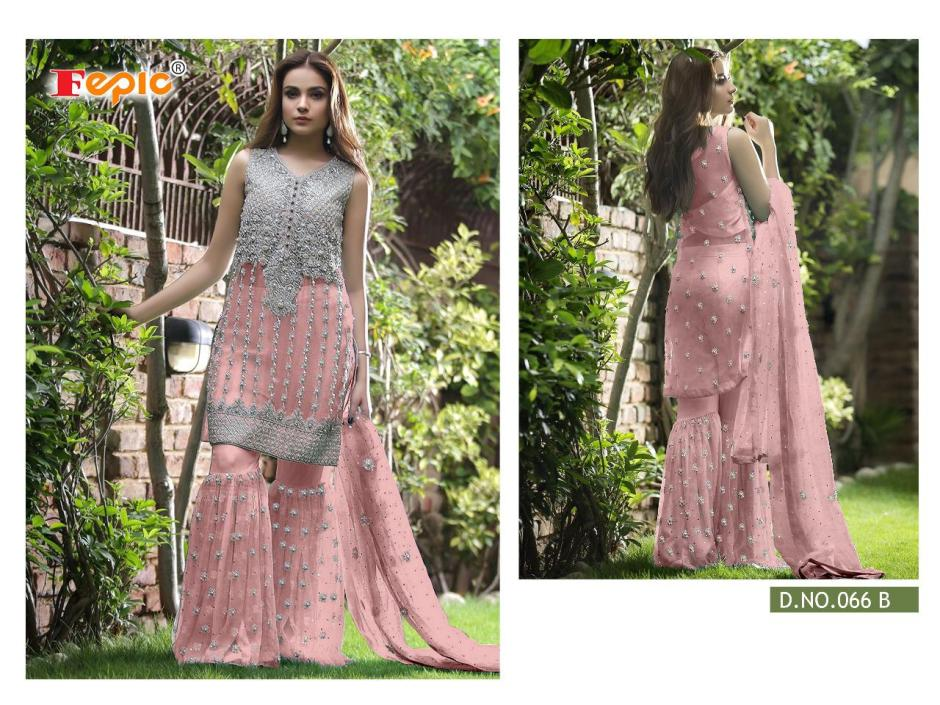 FEPIC presenrs sanober blockbuster vol 6 beautiful fancy collection of salwar kameez