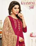 Kasmeera kaamini silk vol 2 simple casual daily wear kurtis concept