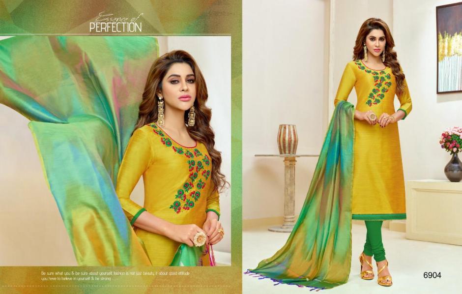 Kayce trendz rassleela vol 4 beautiful collection of salwar kameez collection