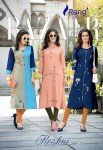 RANGJYOT keshvi vol 1 ready to wear kurtis concept