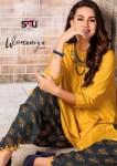 S4U launch womaniya vol 10 fancy trendy look kurtis concept