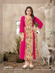 STREE presenting orchid beautiful kurtis concept