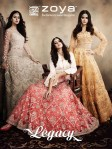Zoya presentinv legacy Special festive season heavy collection of lehenga