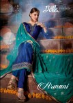 Bela fashion armani colourful party wear Salwar Kameez Collection at Wholesale Rate