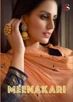 Deepsy suits meenakari beautiful foil printed Salwar kameez Collection
