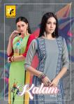 Kalam presents kalam vol 2 simple ready To wear kurtis concept