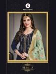 Kalarang albela designer embroidered fancy salwar kameez Collection