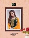 Kessi Fabrics patiala house 68 beautiful Colours ethnic patiala suits collection