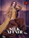 Krishriyaa silk affair vol 6 beautiful designer Kurties with plazzo and Jacket