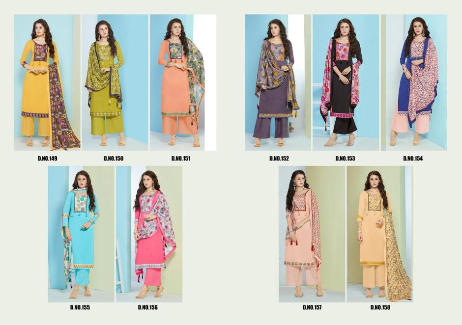 Saarthi fashion autograph Simple casual wear salwar kameez concept