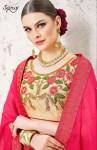 Saroj blockbuster stylish fancy party wear sarees Collection Dealer