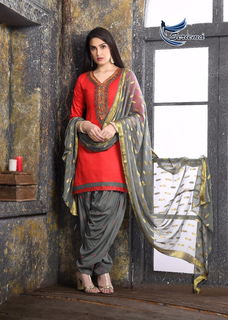 9fa70e1b04 Seriema kumb Patiyala club vol 2 readymade suits Ethnic wear salwar Kameez  Collection suppliers