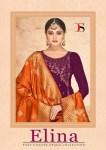 Deepsy suits elina heavy Embroidered beautiful designs salwar kameez at wholesale price
