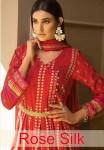 Deepsy suits rose silk digital printed Salwar kameez Collection