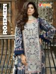 Fepic rosemeen festive collection heavy embroidered karachi suits catalog