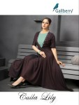 Gallberry calla lily fancy designer Party wear Kurties Collection