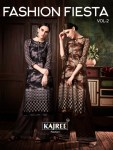 Kajree Fashion presents fashion fiesta vol 2 kurti with Plazzo concept
