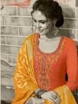 Kalarang creation zaverat 2 banarasi dupatta Salwar Kameez Collection