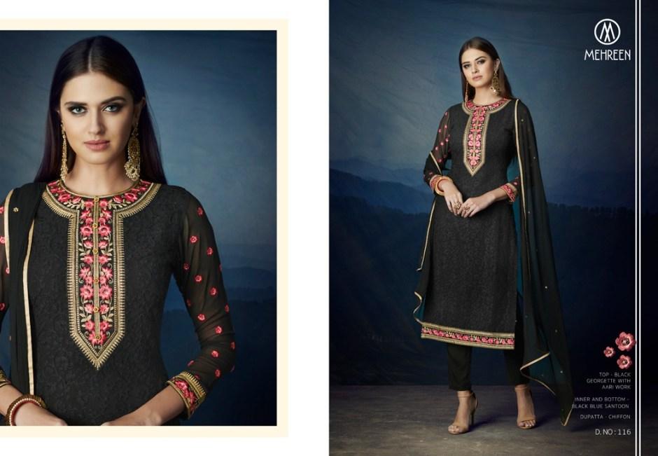 nakkashi mehreen antra beautiful fancy salwaar suits collection