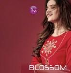 posh blossom beautiful ethnic designer kurtis collection