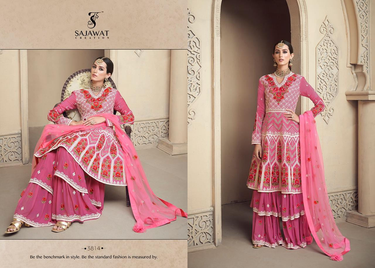 021b0b4479 Sajawat moksha heavy bridal embroidered Salwar Kameez Collection