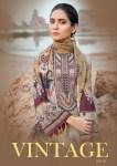 Shraddha Designer vintage vol 1 nx beautiful Colours designer Salwar Kameez Collection at Wholesale Rate