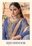 Shree Fabs khushnoor embroidered wedding Wear salwar Kameez Collection
