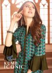 Sparrow kumb Iconic kurti With plazzo concept party wear collection
