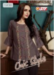 sTF chic style beautiful embroidered outfit  collection