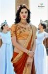Triveni leelawati indian beautiful colours party wear saaree catalog