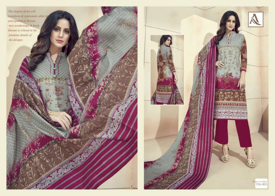 alok suits marina colorful designer salwaar suits collection