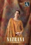 alok suits nazrana beautiful fancy collection of salwaar suits