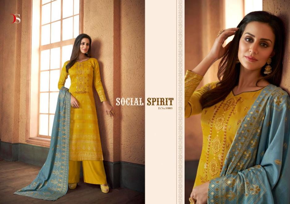 deepsy suits kashida colorful fancy collection of salwaar suit at reasonable rate