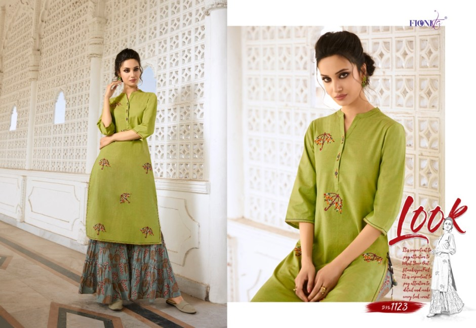 fionista charmie beautiful designer wear outfit collection