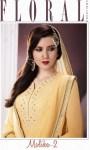 jinaam floral malika 2 beautiful collection of salwaar suits