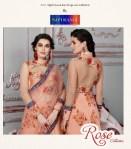 saptrangi rose colorful designer outfits collection