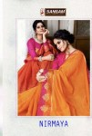 sangam nirmaya beautiful collection of sarees at reasonable rate
