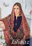 shree fab lihaaz colorful fancy collection of salwaar suits