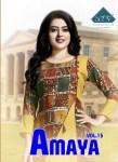 sTF Amaya colorful casual wear kurtis collection at reasonable rate