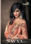 vardan designer navya vol 10 colorful desginer outfit collection