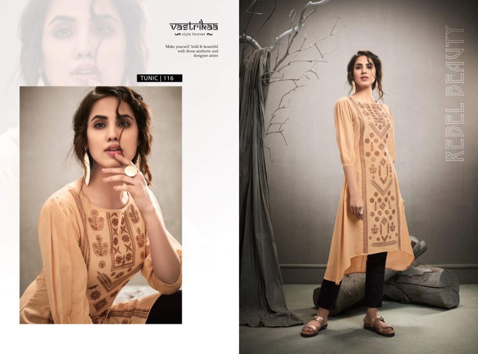 vastrikaa icon fancy collection of kurtis at reasonable rate