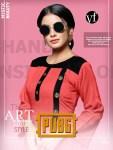 vee fab india pubg colorful casual kurtis catalog at reasonable rate