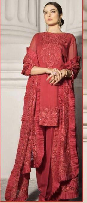 volono trendz honey waqar beautiful designer ethnic outfit collection