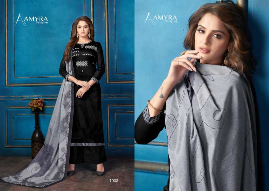 amyra designer cadbury colorful fancy collection of salwaar suits