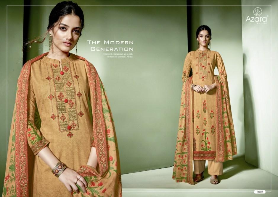 azara mussararet vol 6 fancy colorful salwaar kameez collection