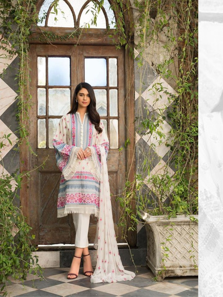 gouri fashion maria color art vol 2 cotton collection 19 colorful collection of salwaar suits